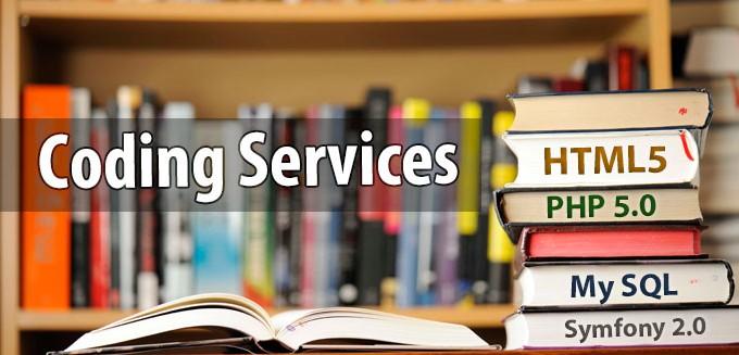Coding Services - Digital marketing agency